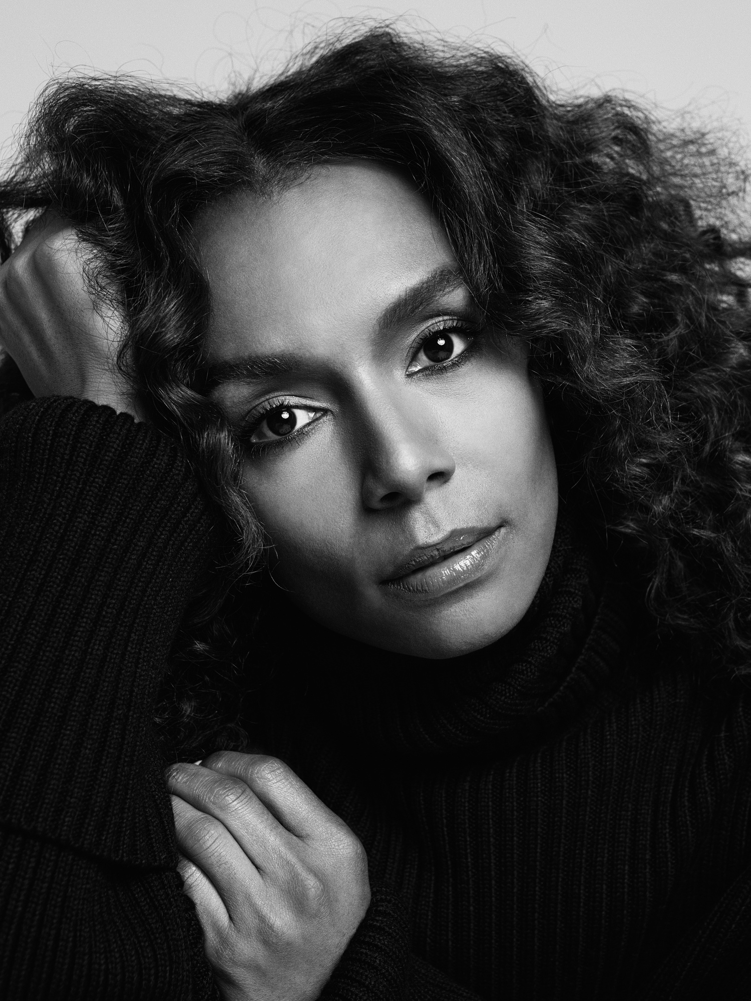 Janet Mock, the 2019 Harvard Foundation for Intercultural and Race Relations' Artist of the Year.