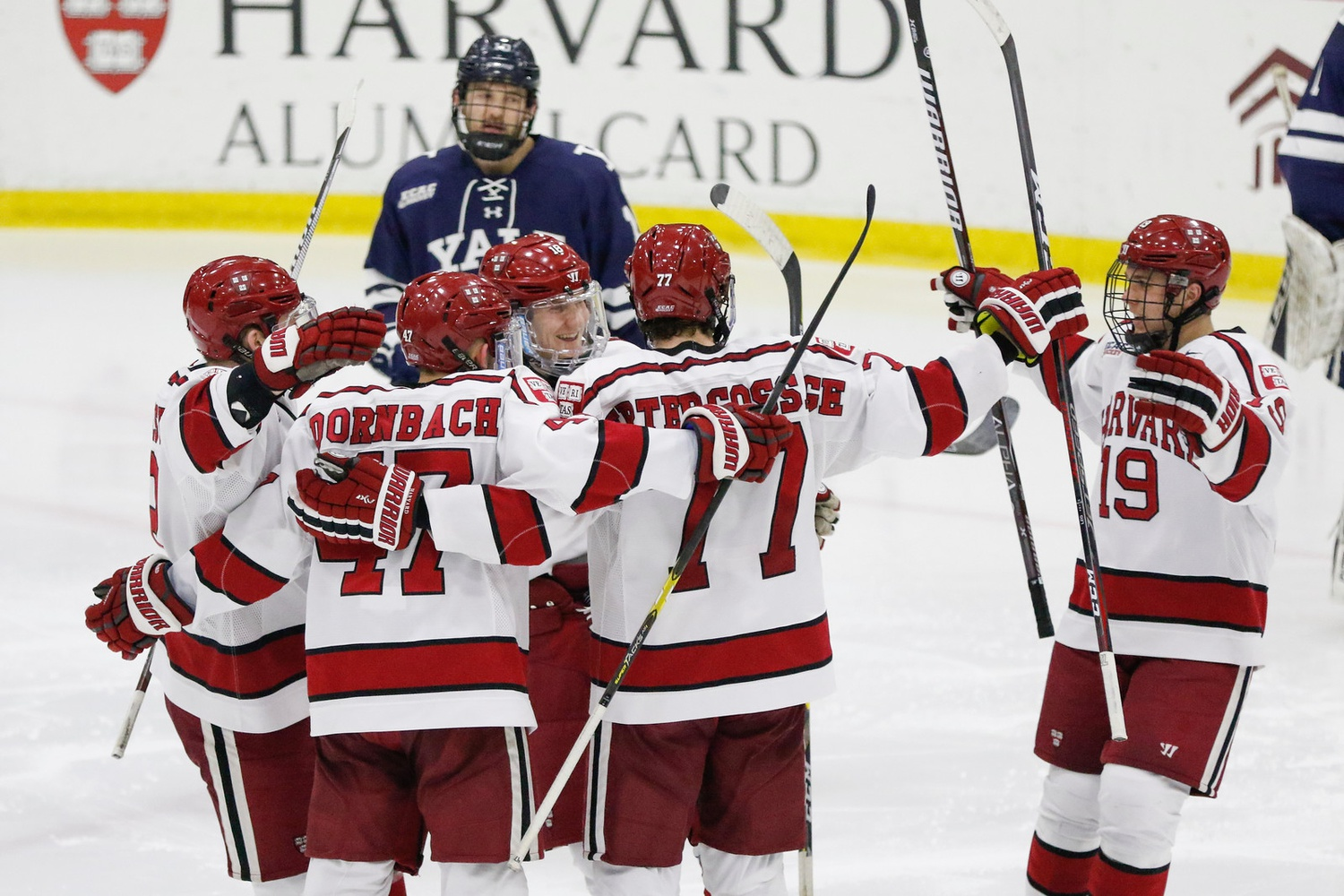 The Crimson powerplay struck again on Saturday night, maintaining its nation-best execution rate.