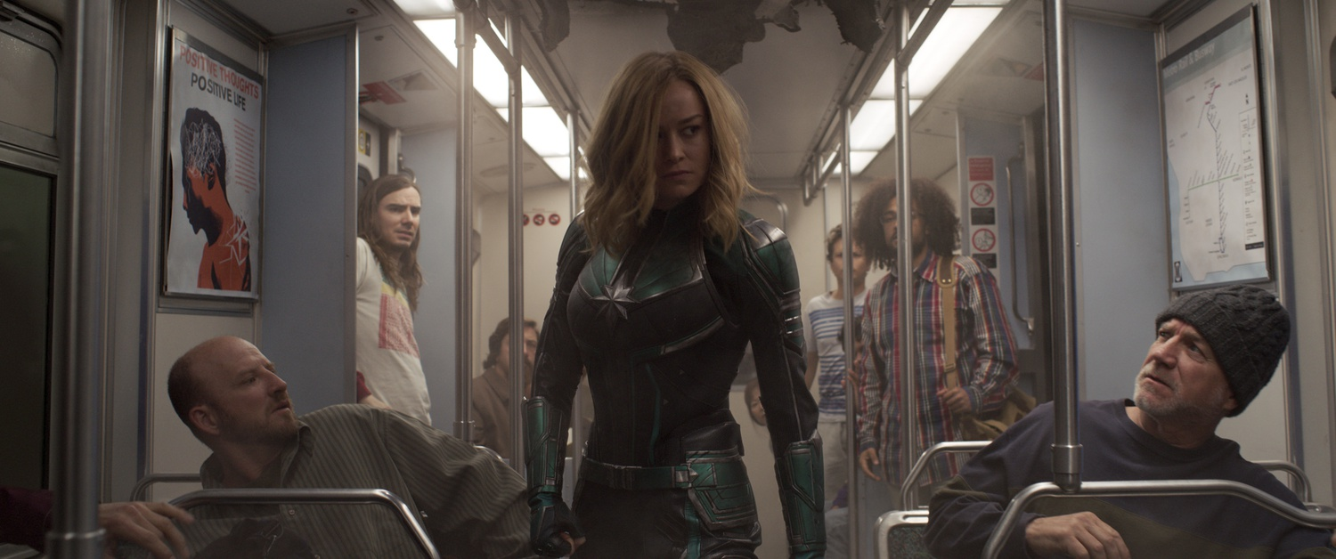 Captain Marvel Is About A Woman That S Not The Point Arts The Harvard Crimson