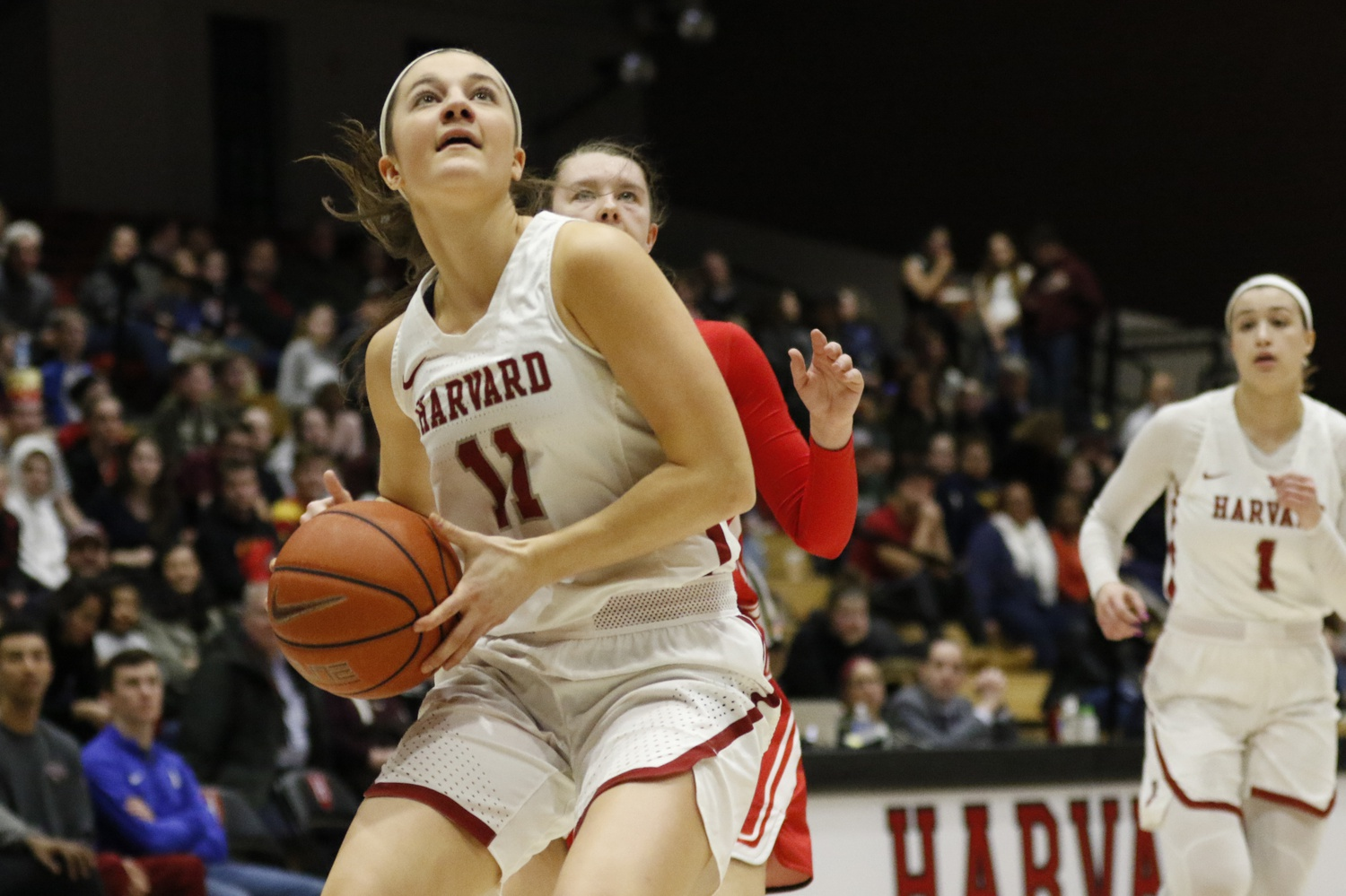 The Crimson seeks to make the second round of the WNIT for the second time in three seasons.