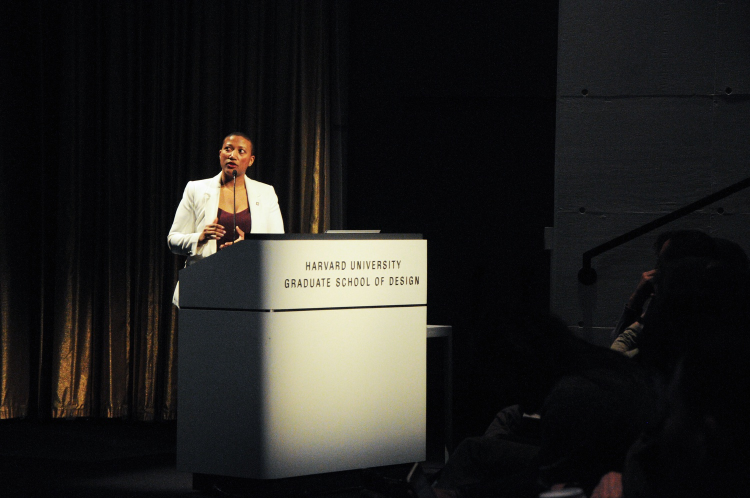 Kimberly Dowdell explains how administering equity in architecture can be redemptive. Citing the work that she has done in Detroit, Mich., Dowdell points out that purchasing vacant homes and then rehabbing them allows for those properties to host families that believe in the future of the city.