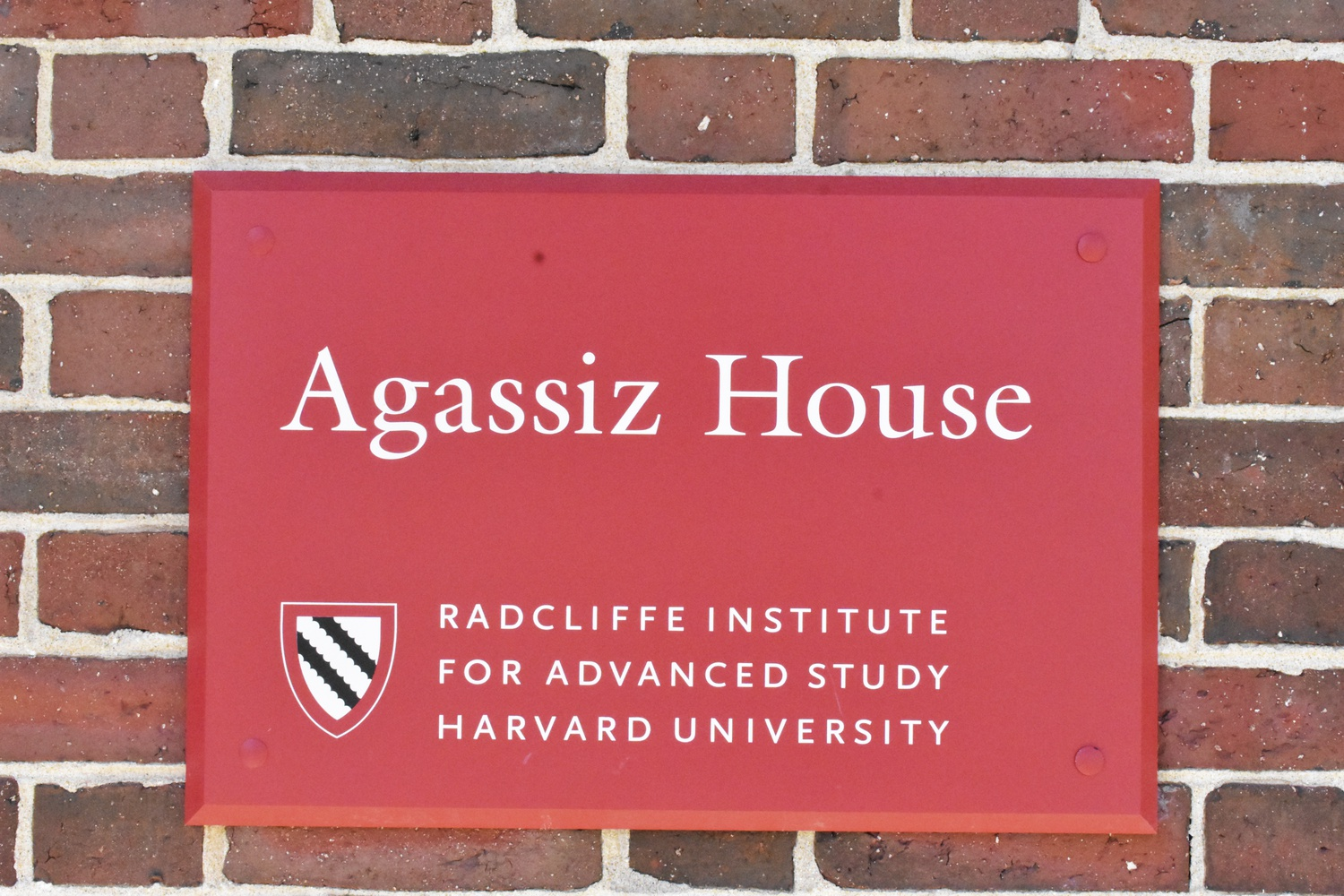 Several buildings on campus, including Agassiz House in Radcliffe Yard, bear the Agassiz name.