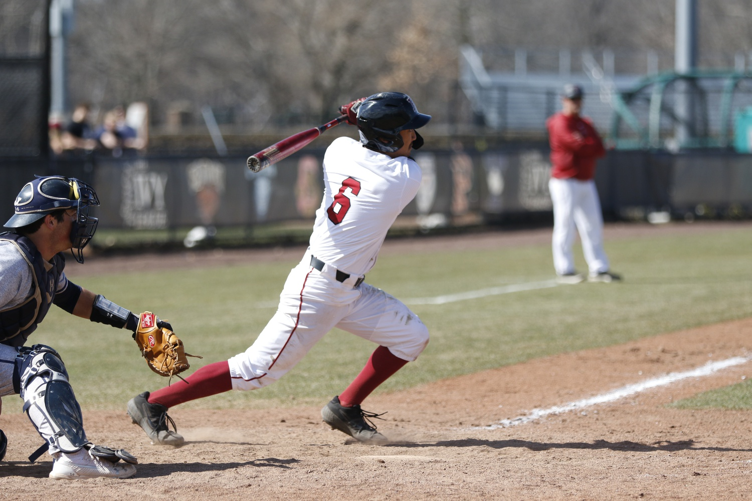 The Ivy League has yet to determine whether spring sports, such as baseball, will move forward with their seasons amid the coronavirus pandemic.