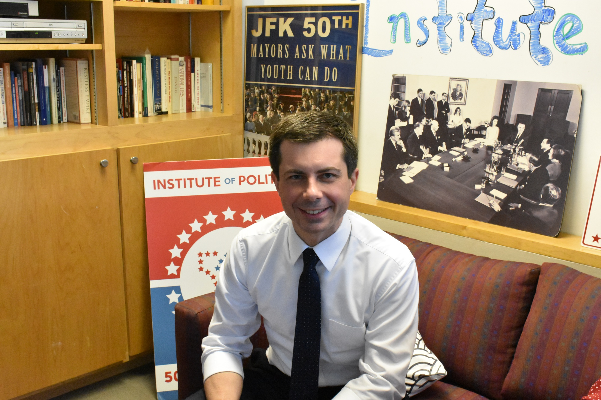 Peter P. M. Buttigieg '04 is by far the youngest presidential candidate for the upcoming election at age 37.