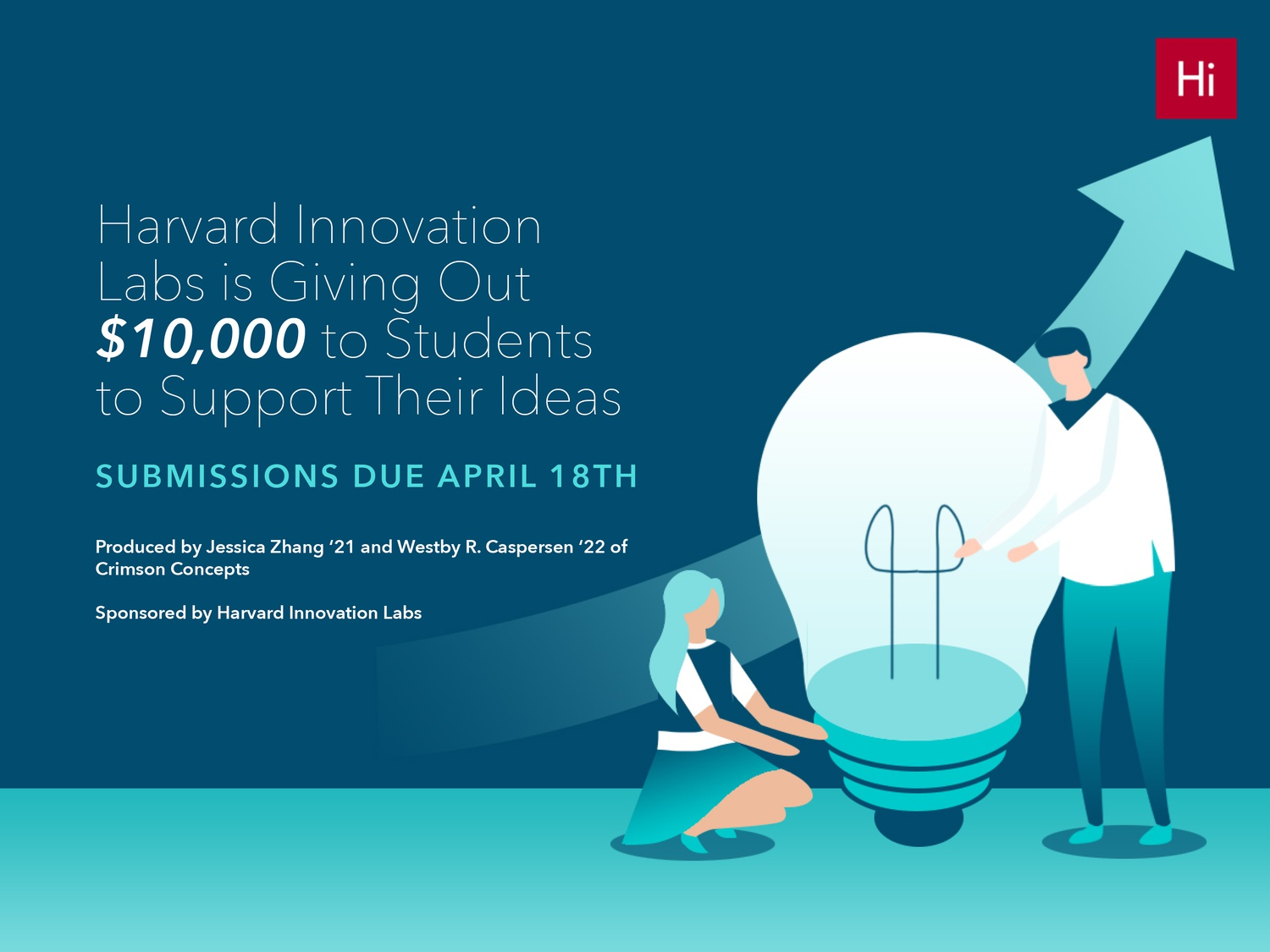 Harvard Innovation Labs is Giving Out $10,000 to Students to
