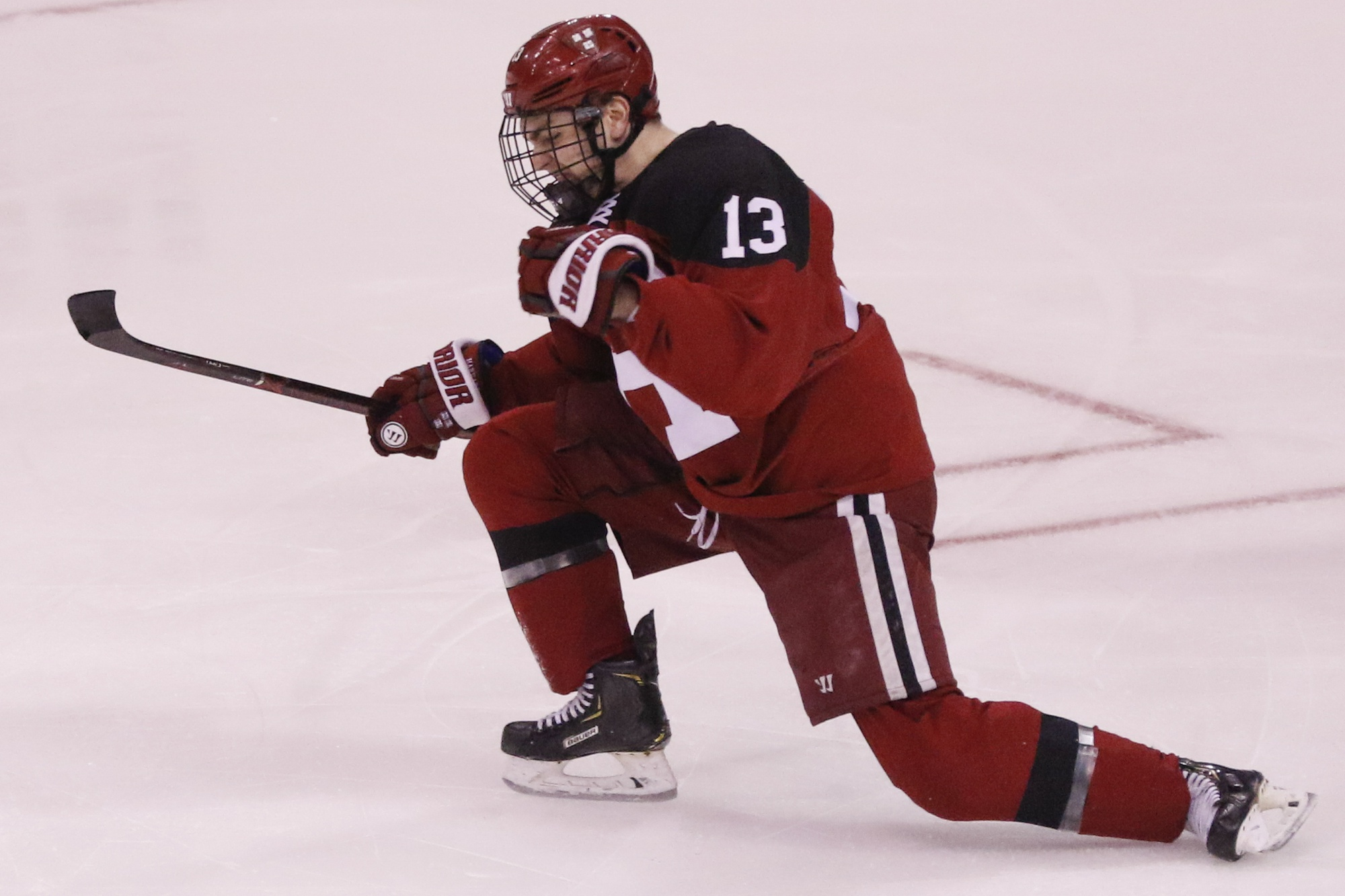 Nathan Krusko will lead the forward ranks next season, drawing on his experience battling back from double hip surgery to infuse the group with determination.