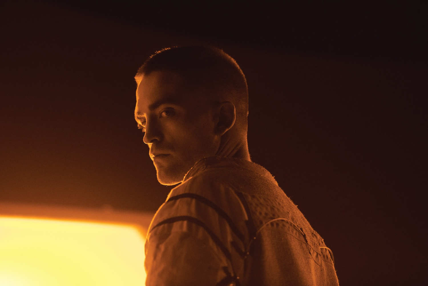 """Robert Pattinson stars as Monte in """"High Life"""" (2018), directed by Claire Denis."""