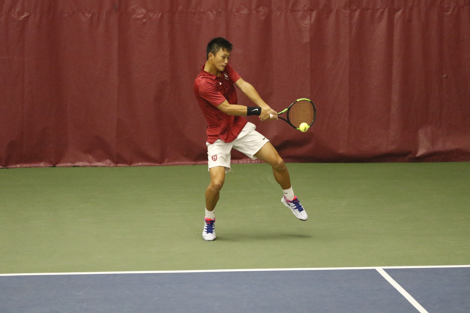 Despite the weekend loss to Columbia, Harvard men's tennis still has a chance at the Ancient Eight crown supposing Crimson win and Lions loss next week.