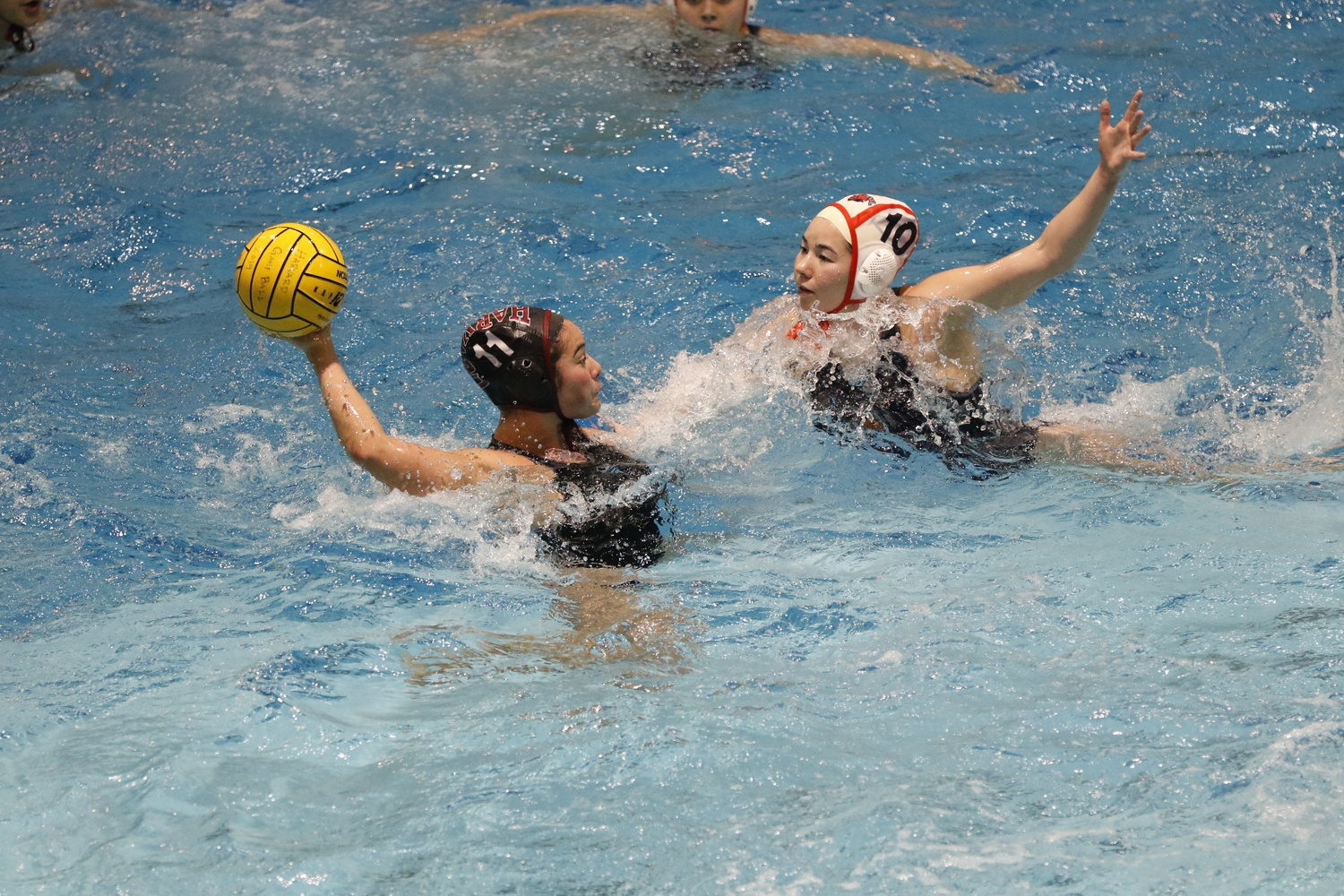 The women's water polo team will return to action for the CWPA playoffs after a two-week hiatus.