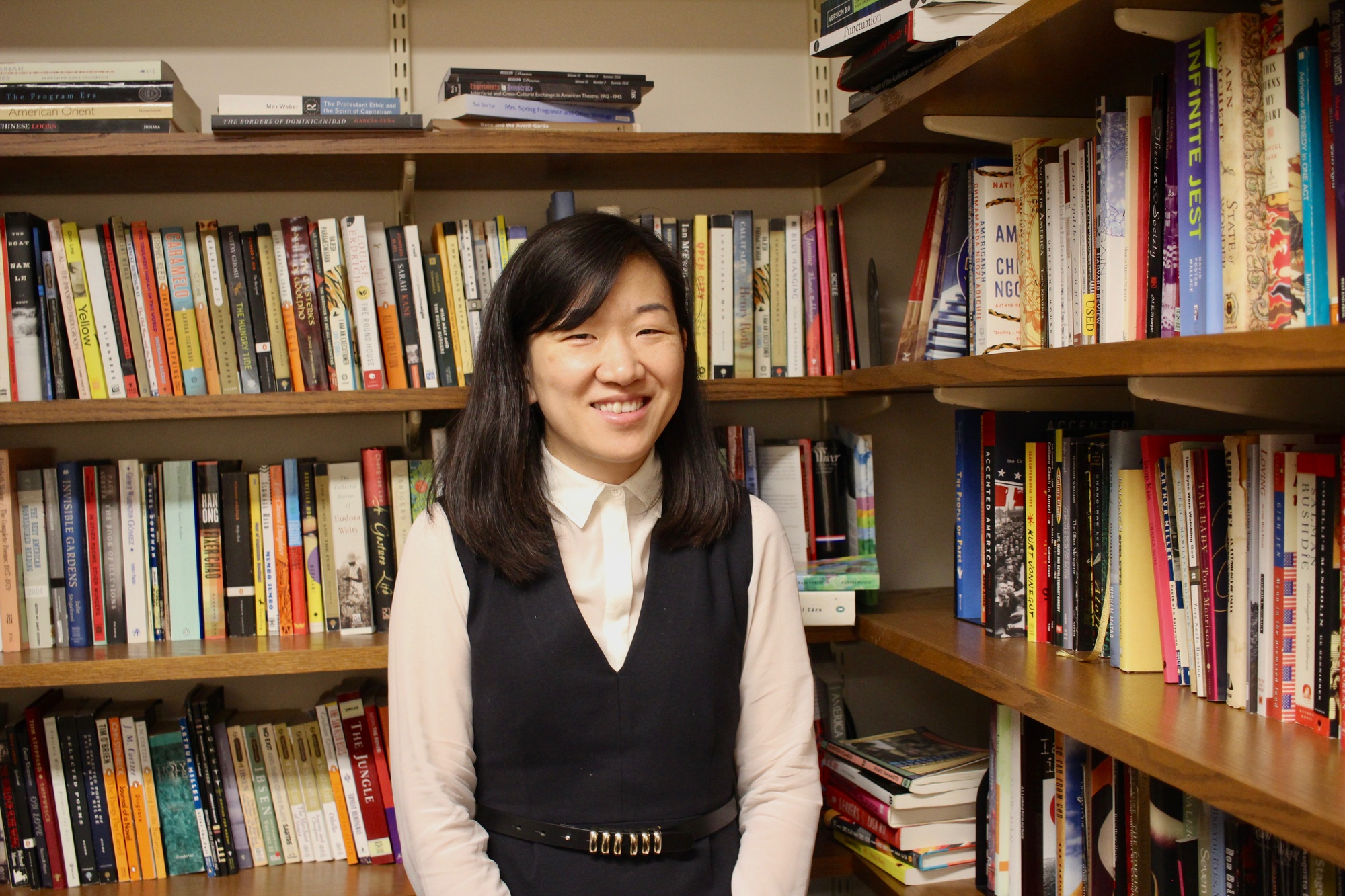 Ju Yon Kim will be the only tenure-track professor specializing in Asian American Studies next fall.