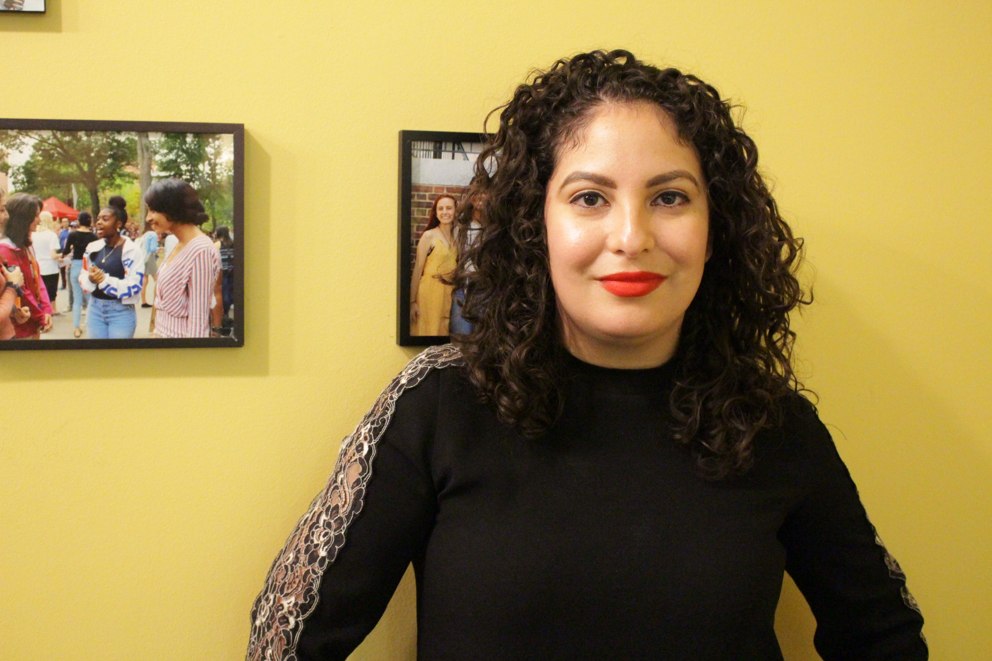 Andrea Flores was elected as the first Latinx president of Harvard's Undergraduate Council in 2008.