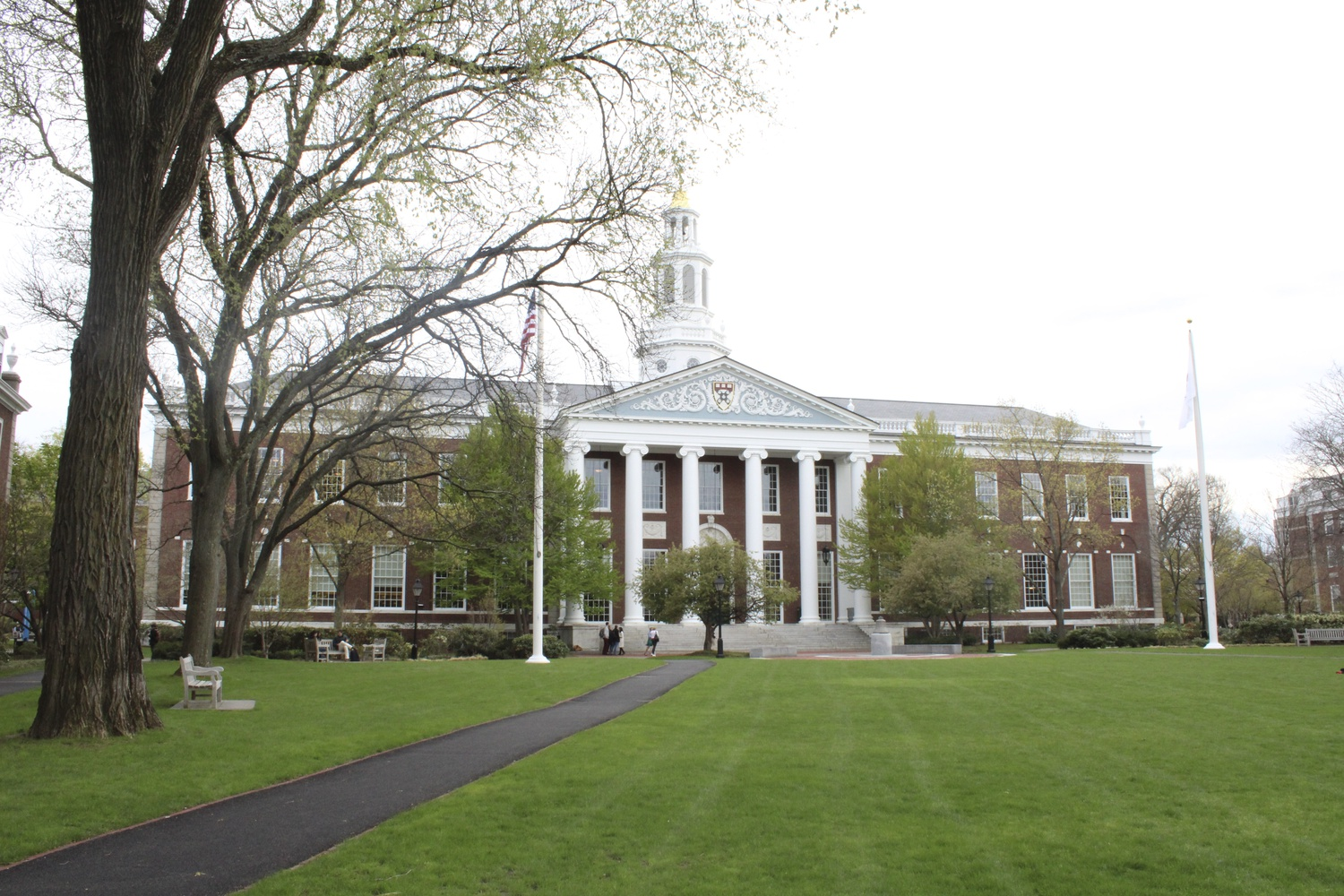 The Harvard Business School launched an investigation after threatening emails were sent to members of the African American Students Union in March.
