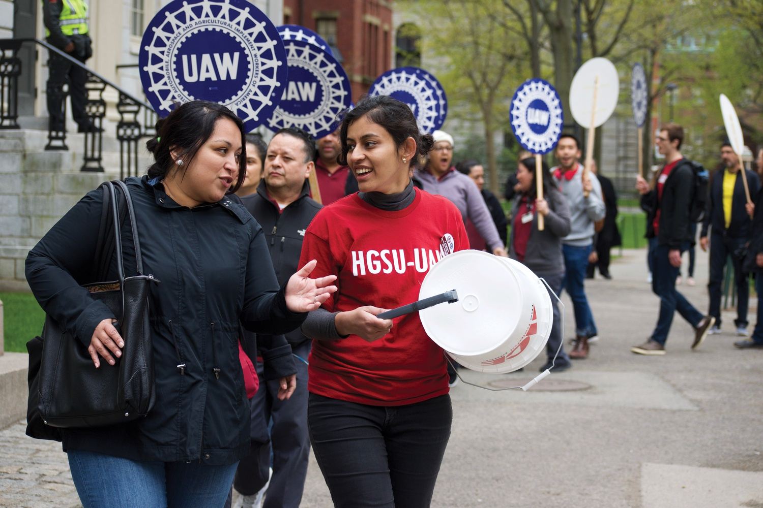 Harvard and its graduate student union reached a new agreement related to workload last week.