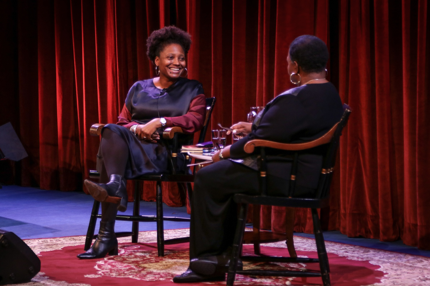 Pulitzer Prize winning poet Tracy K. Smith was awarded the 2019 Harvard Arts Medal on Thursday evening. Smith is currently serving as the 22nd Poet Laureate of the United States.