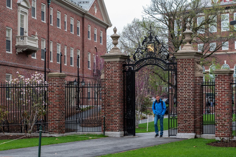 Winthrop House is one of Harvard's twelve residential houses.