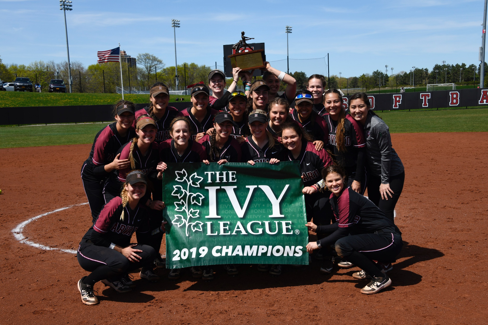 With its resounding 9-1 victory over Cornell earlier this week, the Crimson took home the outright regular season championship for the Ivy League.