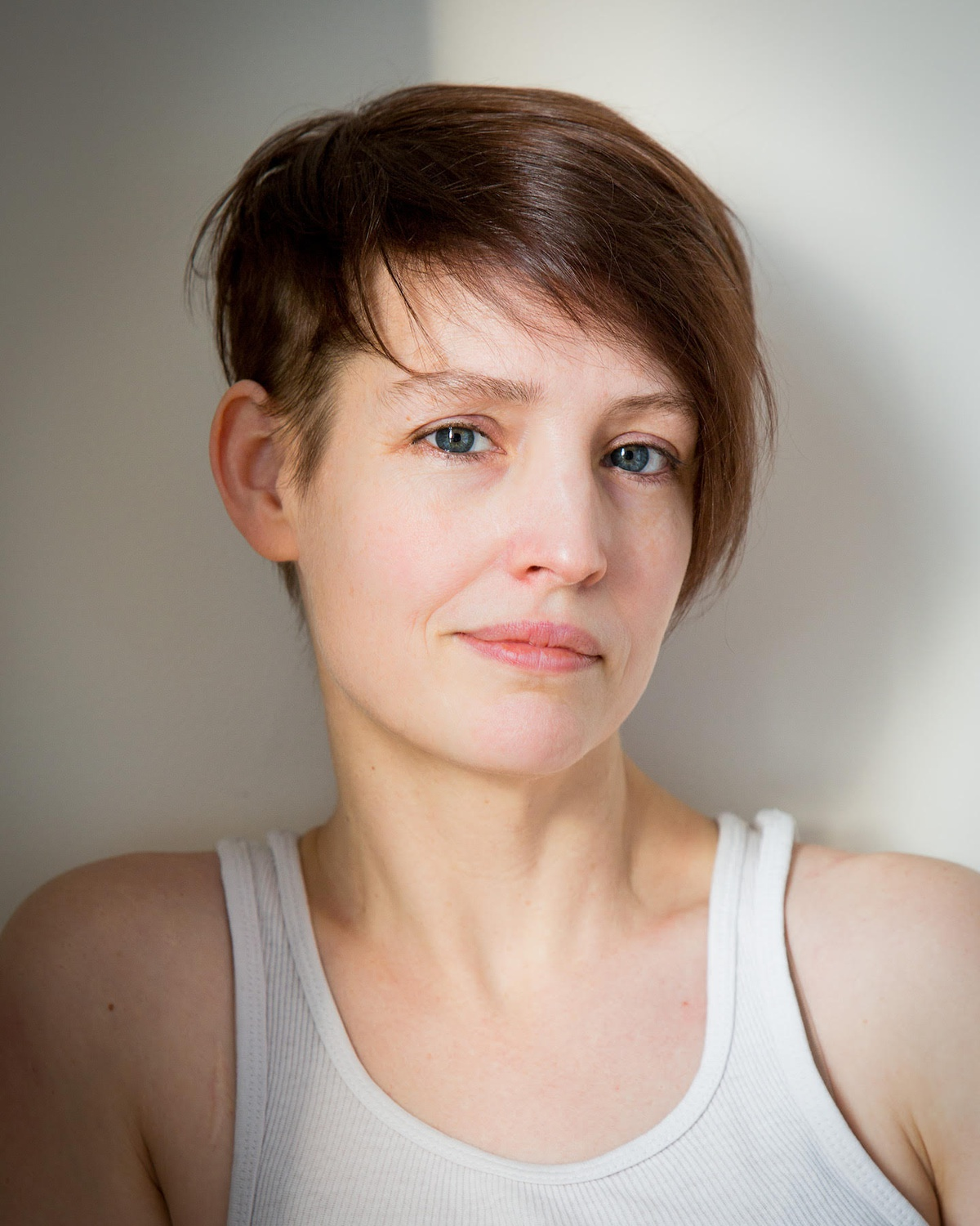 """Kate Brehm is a self-described """"movement director"""" and professional puppeteer."""