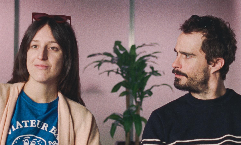 """Anne-Élisabeth Bossé and Patrick Hivon star in """"La Femme de mon frère"""" (""""A Brother's Love"""")."""