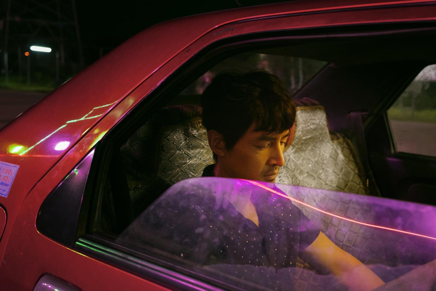 """Hu Ge stars as Zhou Zenong in Diao Yinan's """"Nan Fang Che Zhan De Ju Hui"""" (""""Wild Goose Lake""""), which premiered in Competition at Cannes."""