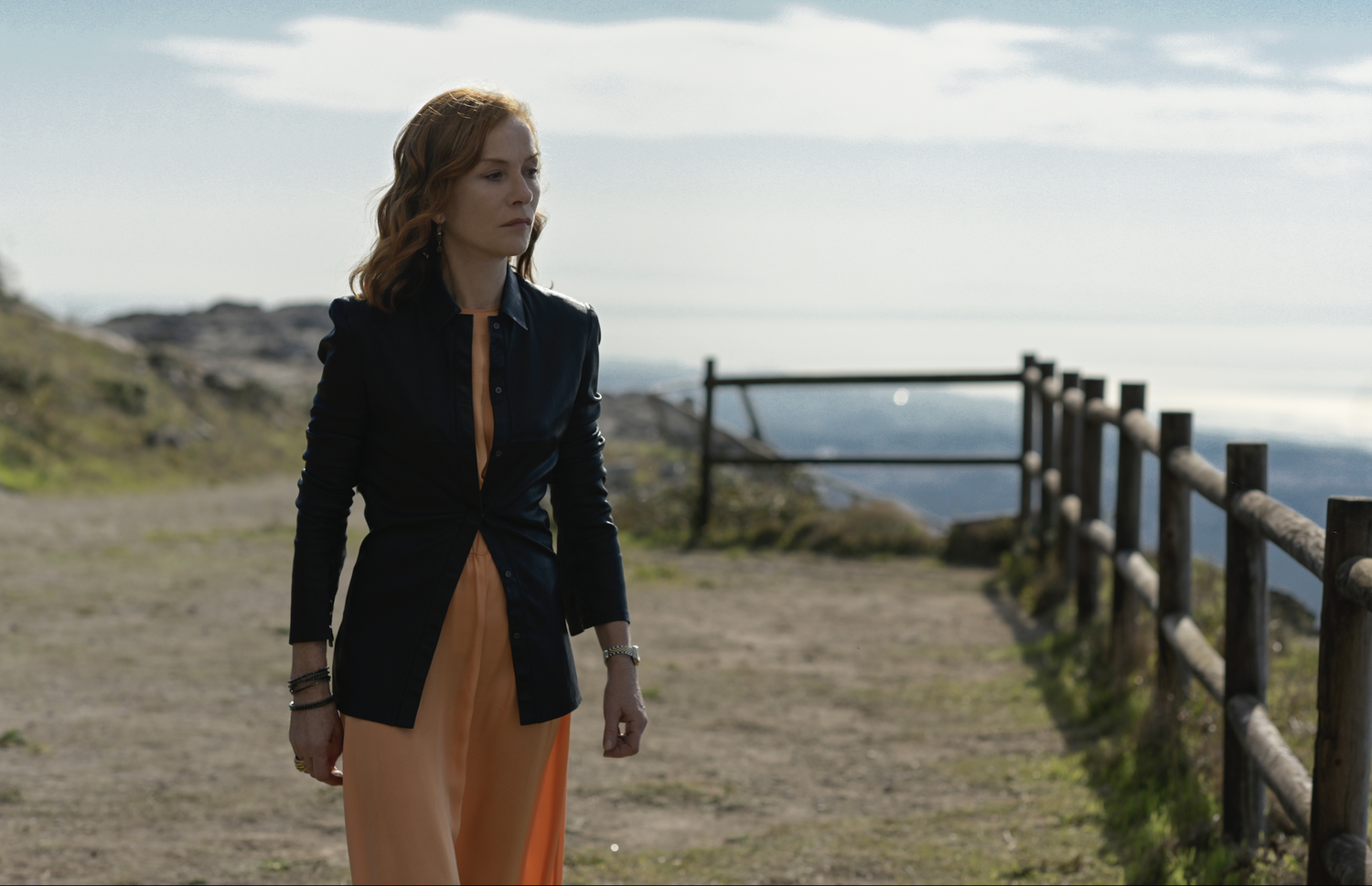 """Isabelle Ruppert stars as the titular role in """"Frankie."""""""