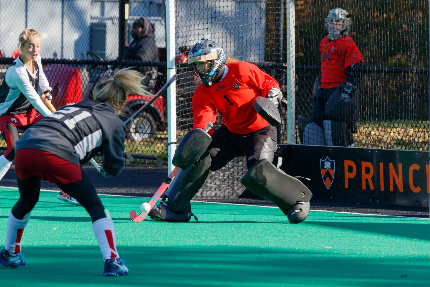 Freshman Ellie Shahbo was named the Ivy League Rookie of the Year at the conclusion of the season.