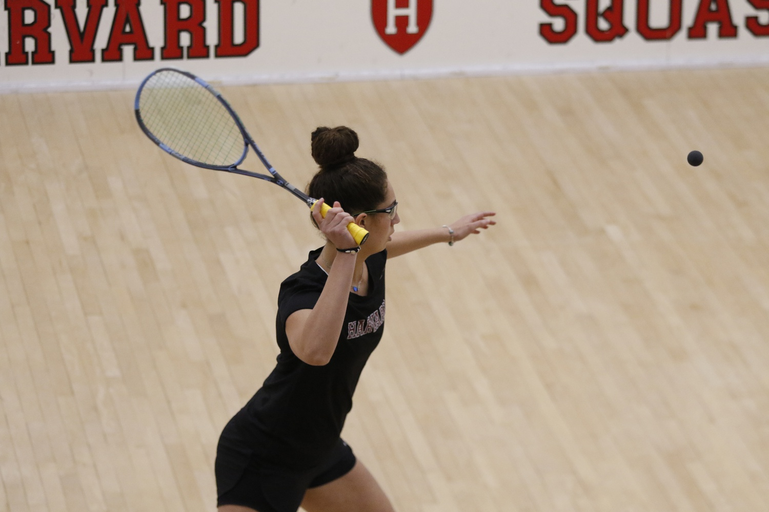 Harvard women's squash captured its fifth consecutive Howe Cup this season.