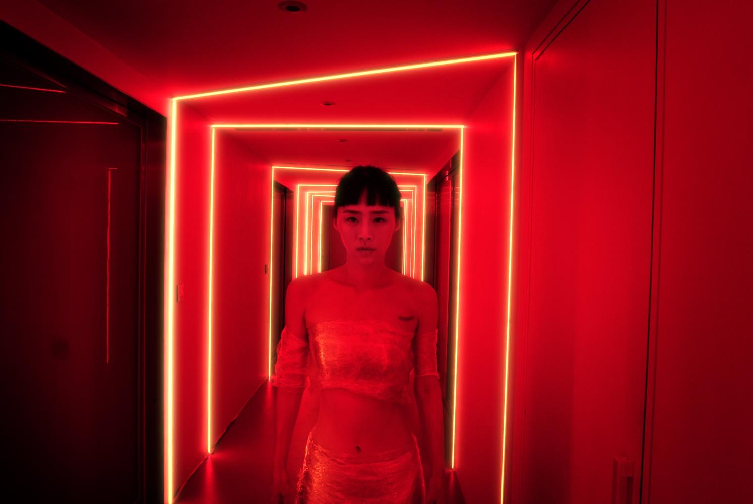 """Wu Ke-xi stars as Nina Wu in """"Nina Wu."""""""