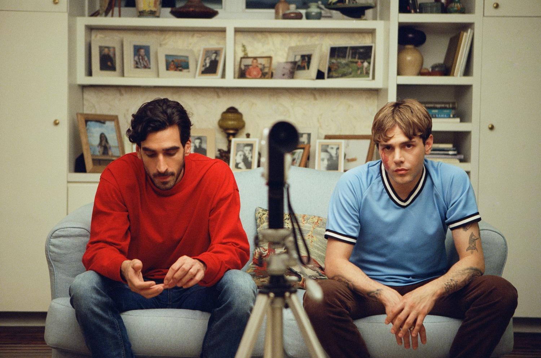 """Gabriel D'Almeida Freitas and Xavier Dolan star in """"Matthias et Maxime."""""""