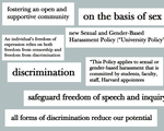 Title IX Policy Clippings