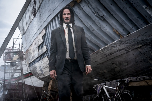 An Action Movie Done Right: 'John Wick: Chapter 3