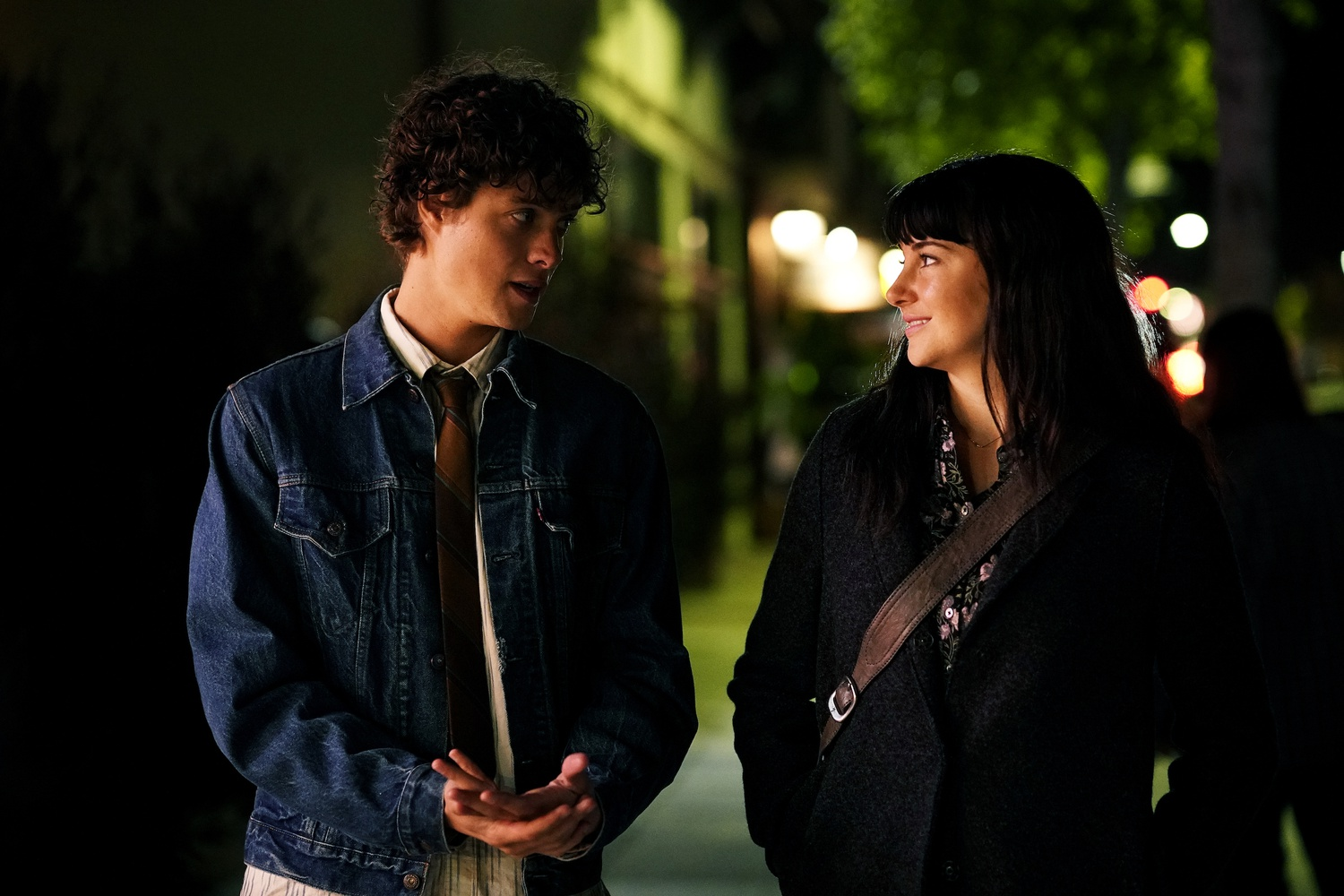 "Douglas Smith and Shailene Woodley star in the third episode of season two of ""Big Little Lies,"" directed by Andrea Arnold."