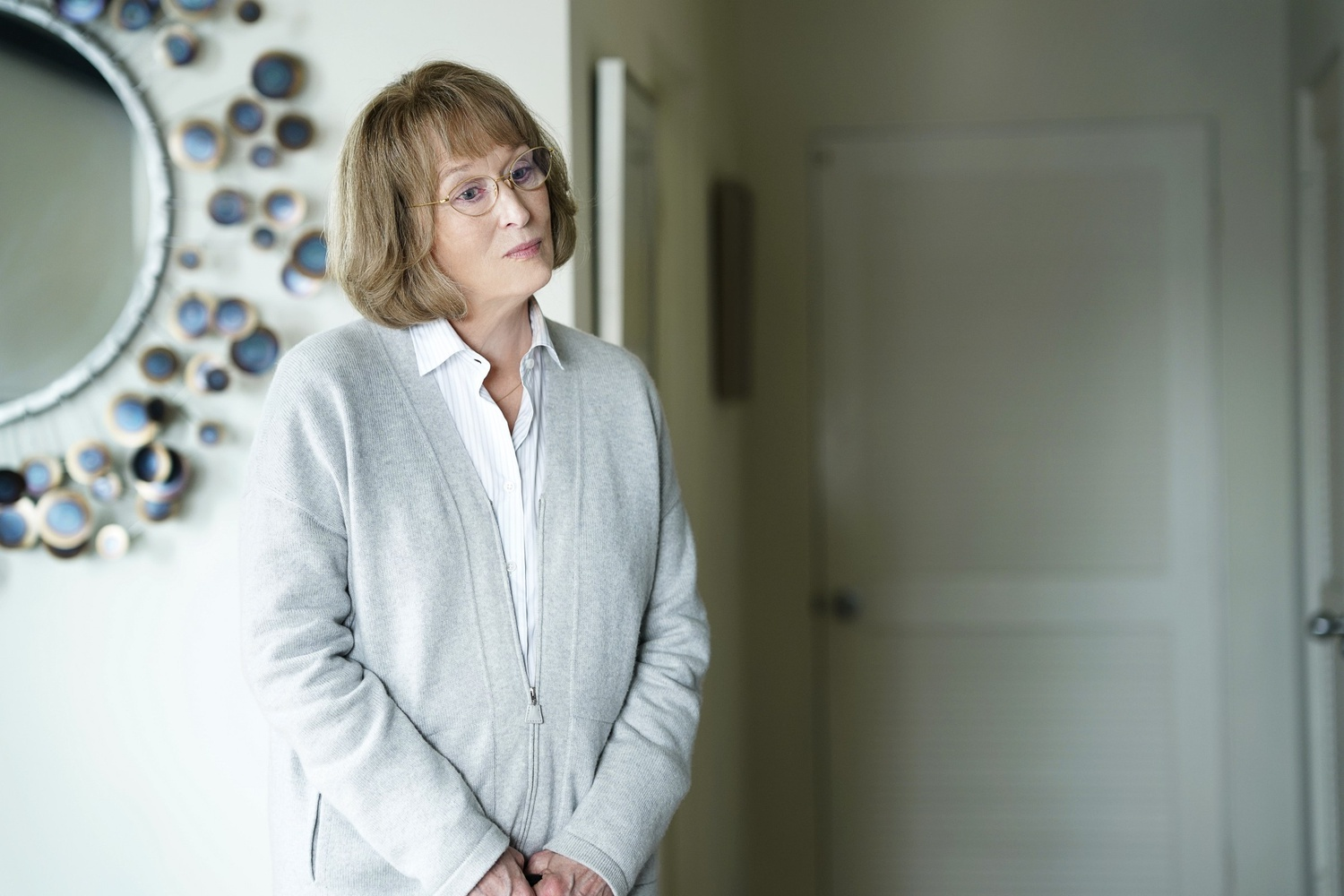 """Meryl Streep as Mary Louise in the second season of """"Big Little Lies."""""""