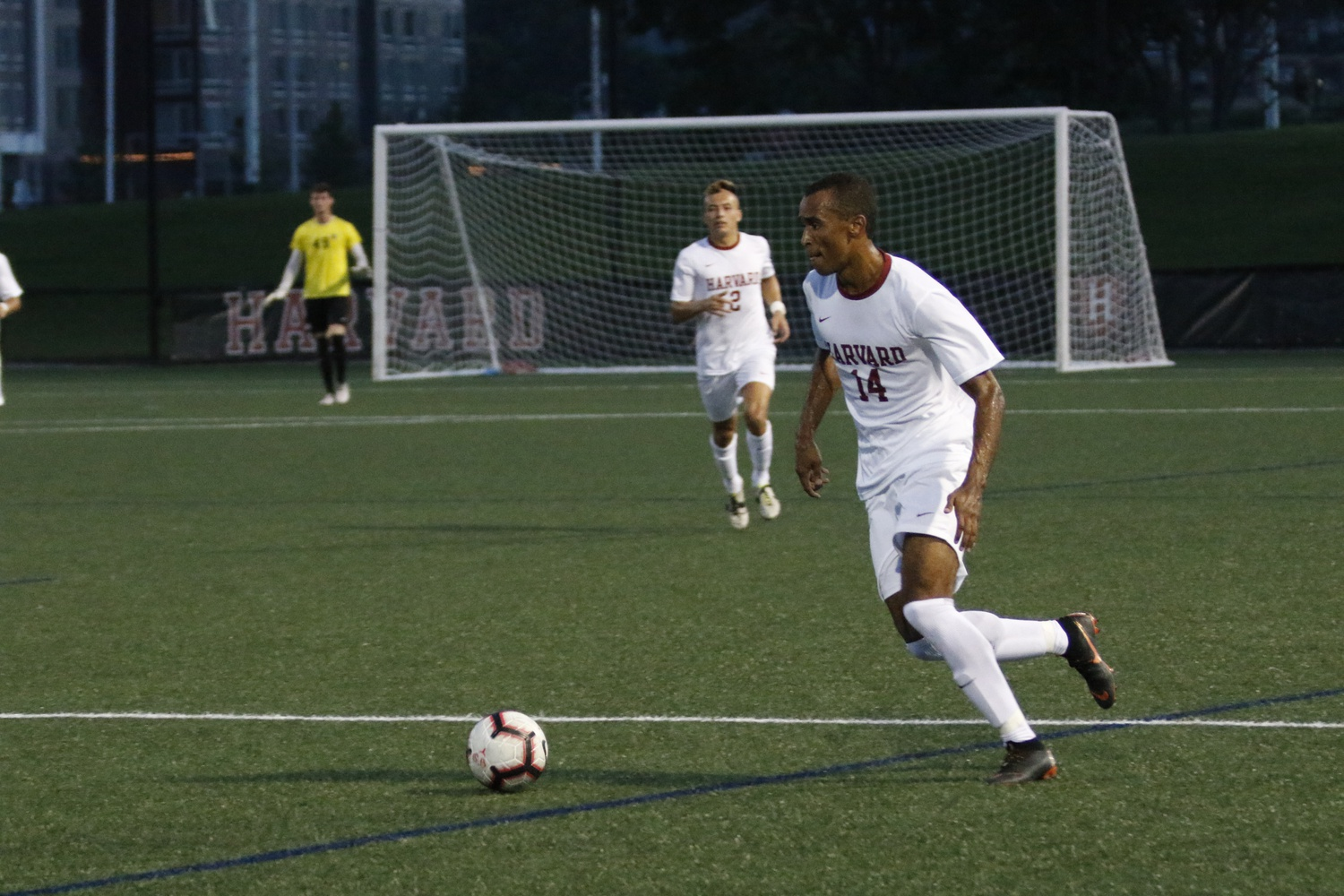 The Crimson found itself goalless all weekend through clashes against top teams Duke and UNC.
