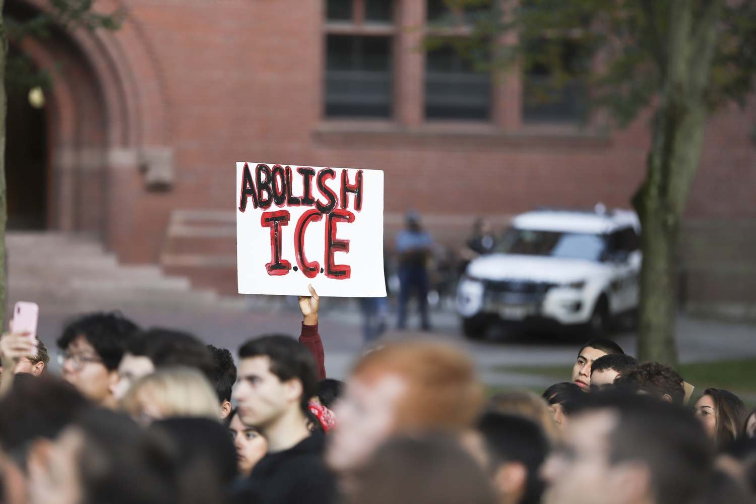 Abolish ICE Rally 2