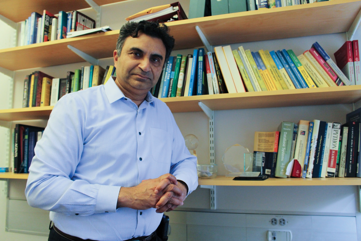 Milind Tambe, who studies artificial intelligence, joined the Harvard faculty this year after several years teaching at the University of Southern California.