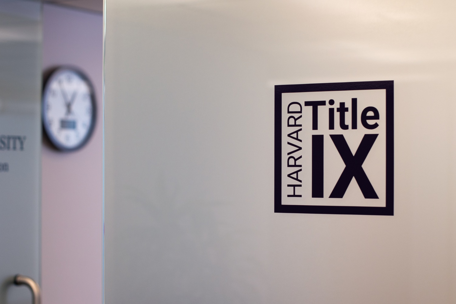 The Title IX Office unveiled an anonymous online reporting form Monday.