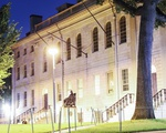 University Hall at Night