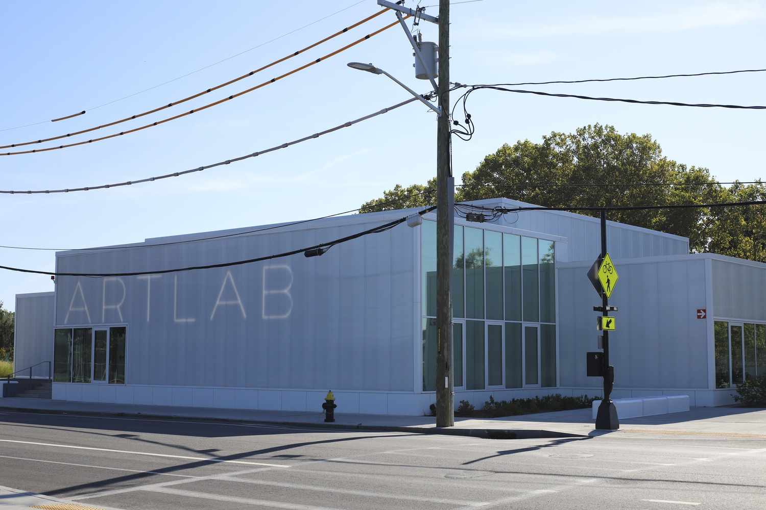 The ArtLab, which held an opening event this past Saturday, will provide a space for the arts in Boston.