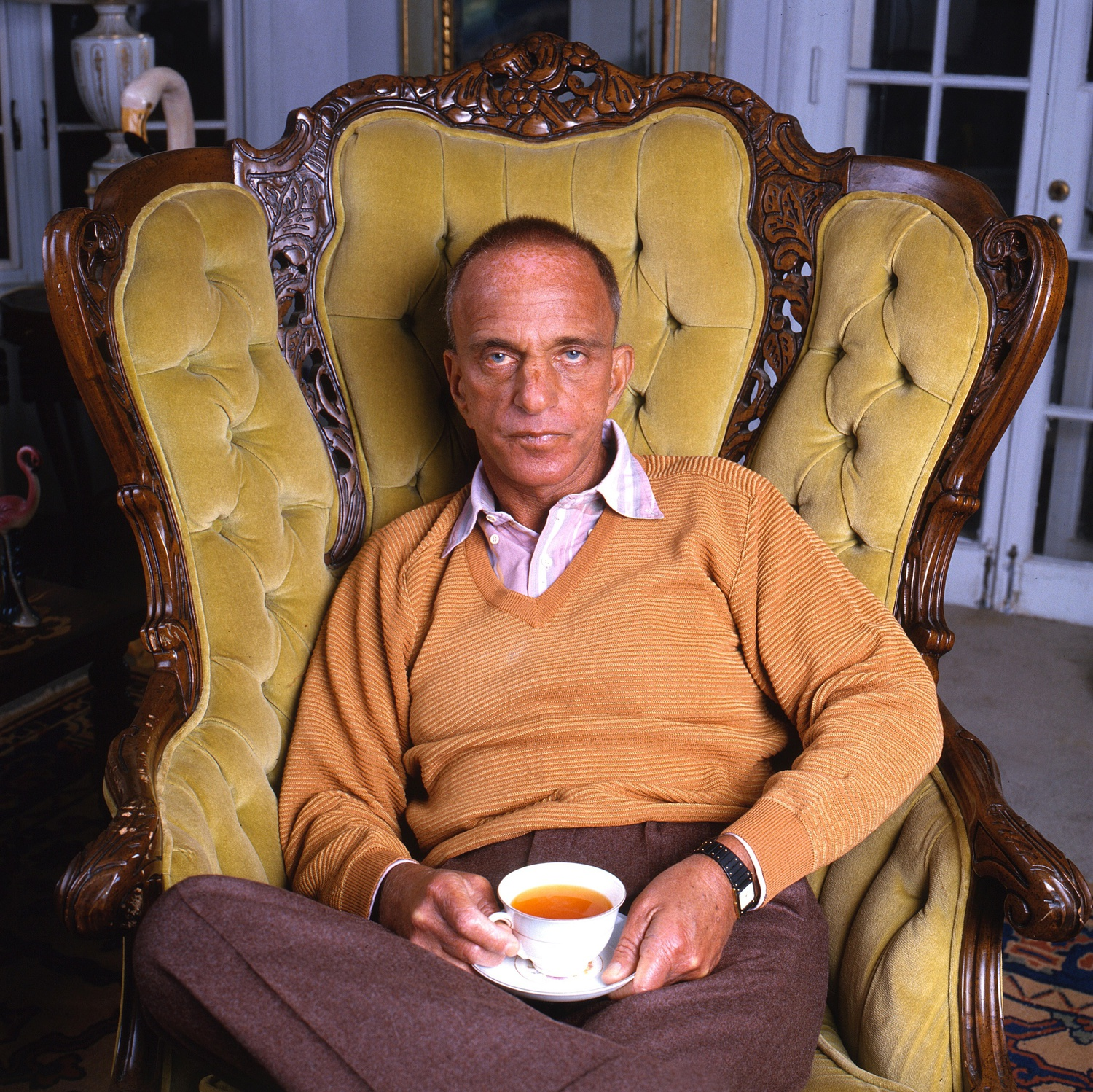 """Roy Cohn in the documentary """"Where's My Roy Cohn"""" (2019), directed by Matt Tyrnauer."""