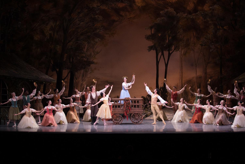 """The Boston Ballet performs """"Giselle"""""""