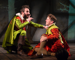 Titular characters Rosencrantz and Guildenstern