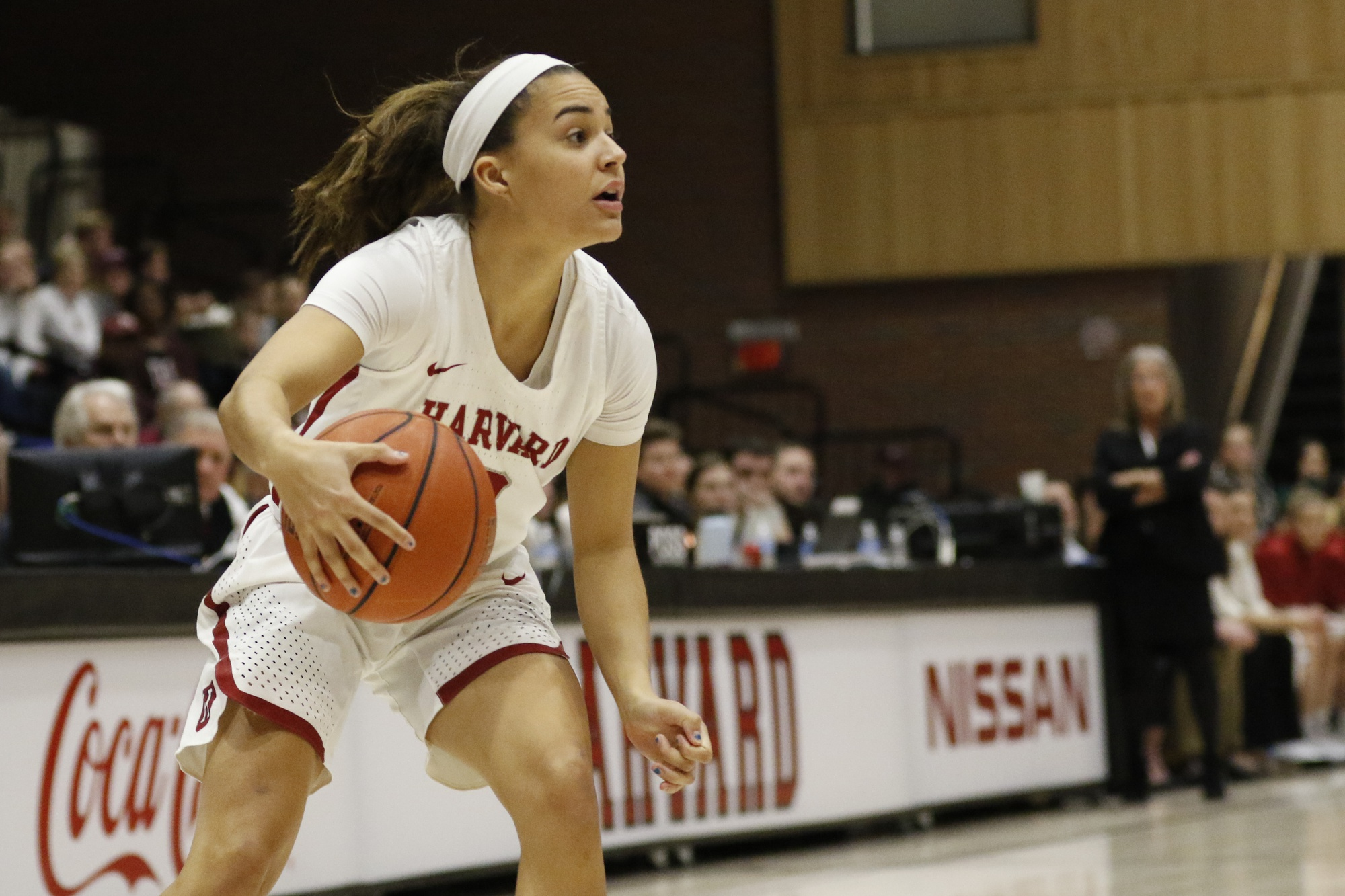 Katie Benzan will leave the comforts of her native Massachusetts to play in The Lone Star State next season.
