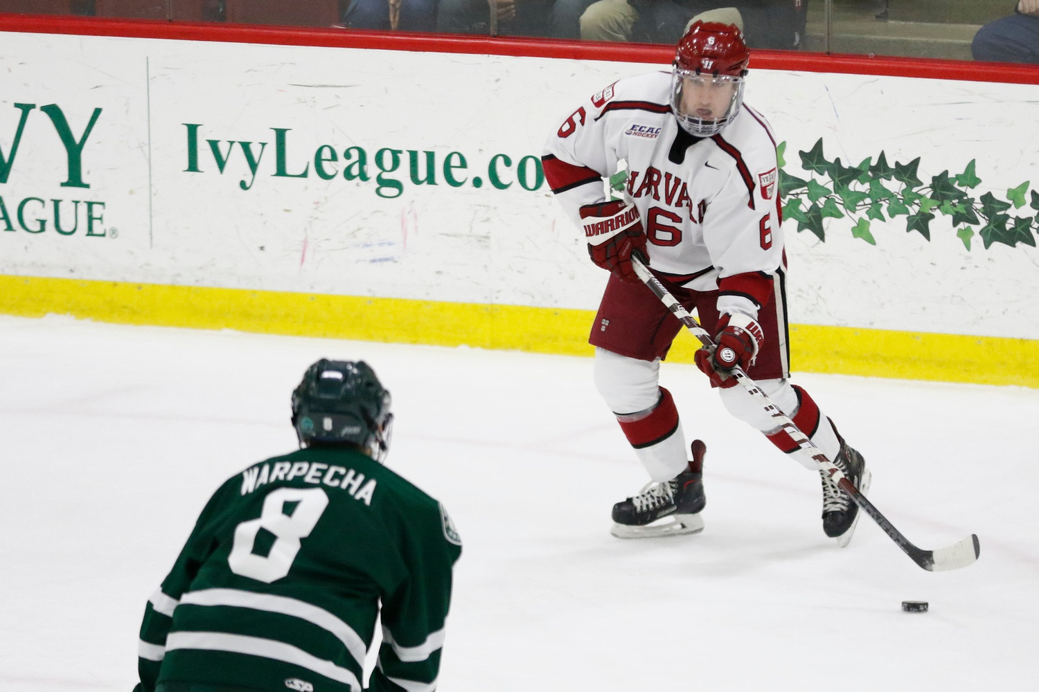 On Friday, the Crimson is hoping for a better result than last year's season-opener against the Big Green, a 7-6 overtime loss.