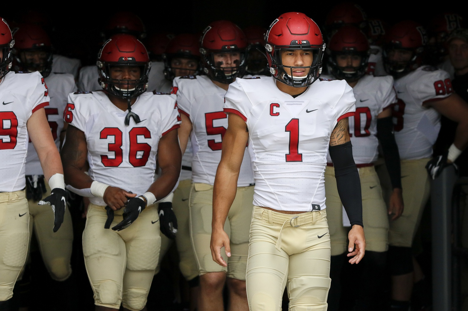 The Crimson, led by senior captain Wesley Ogsbury, takes to Harvard Stadium this Saturday in a battle against the Big Green.