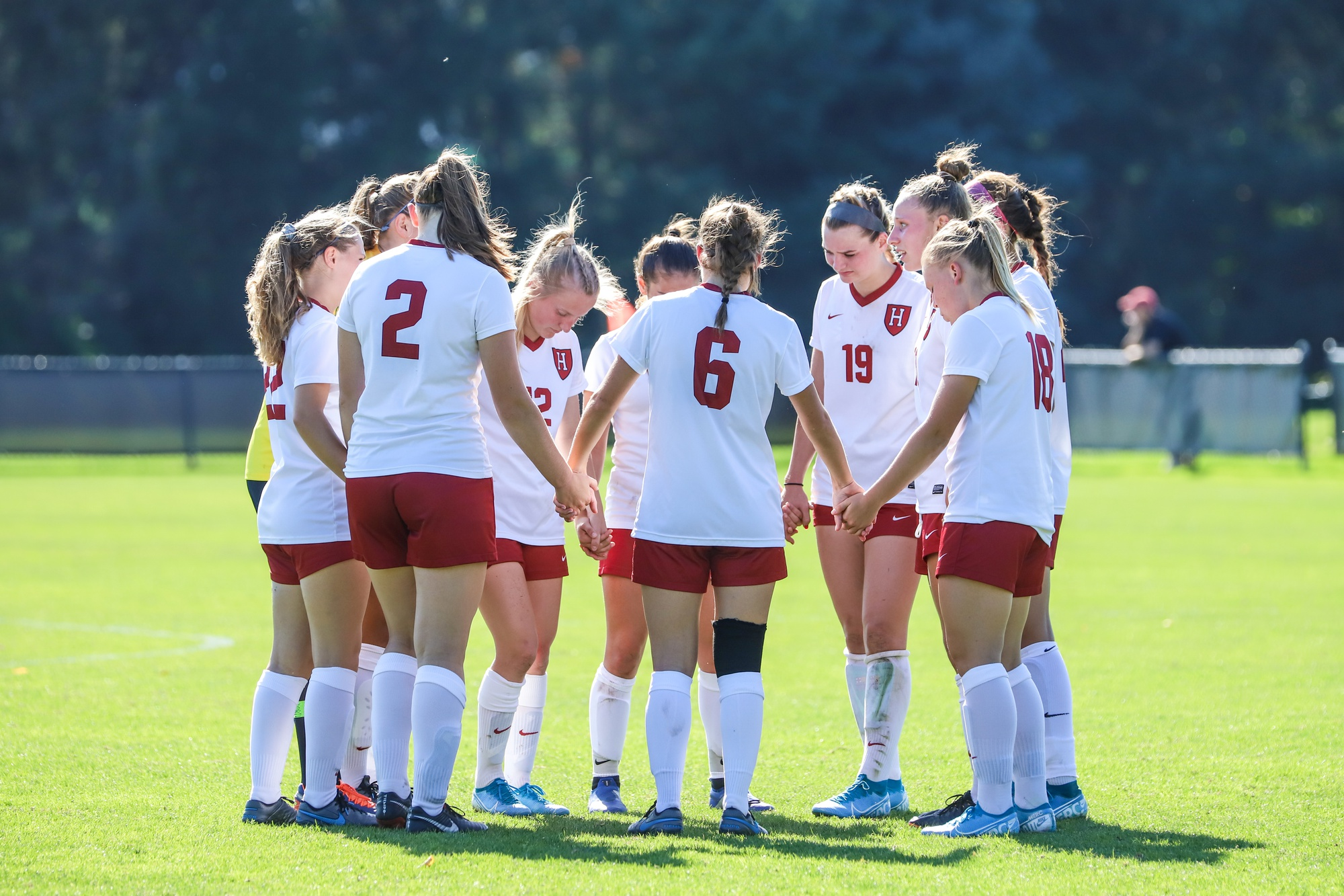 The women's soccer team shut out Dartmouth this past weekend; however, the squad was nonetheless eliminated from championship contention.