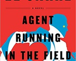 Agent Running in the Field Cover