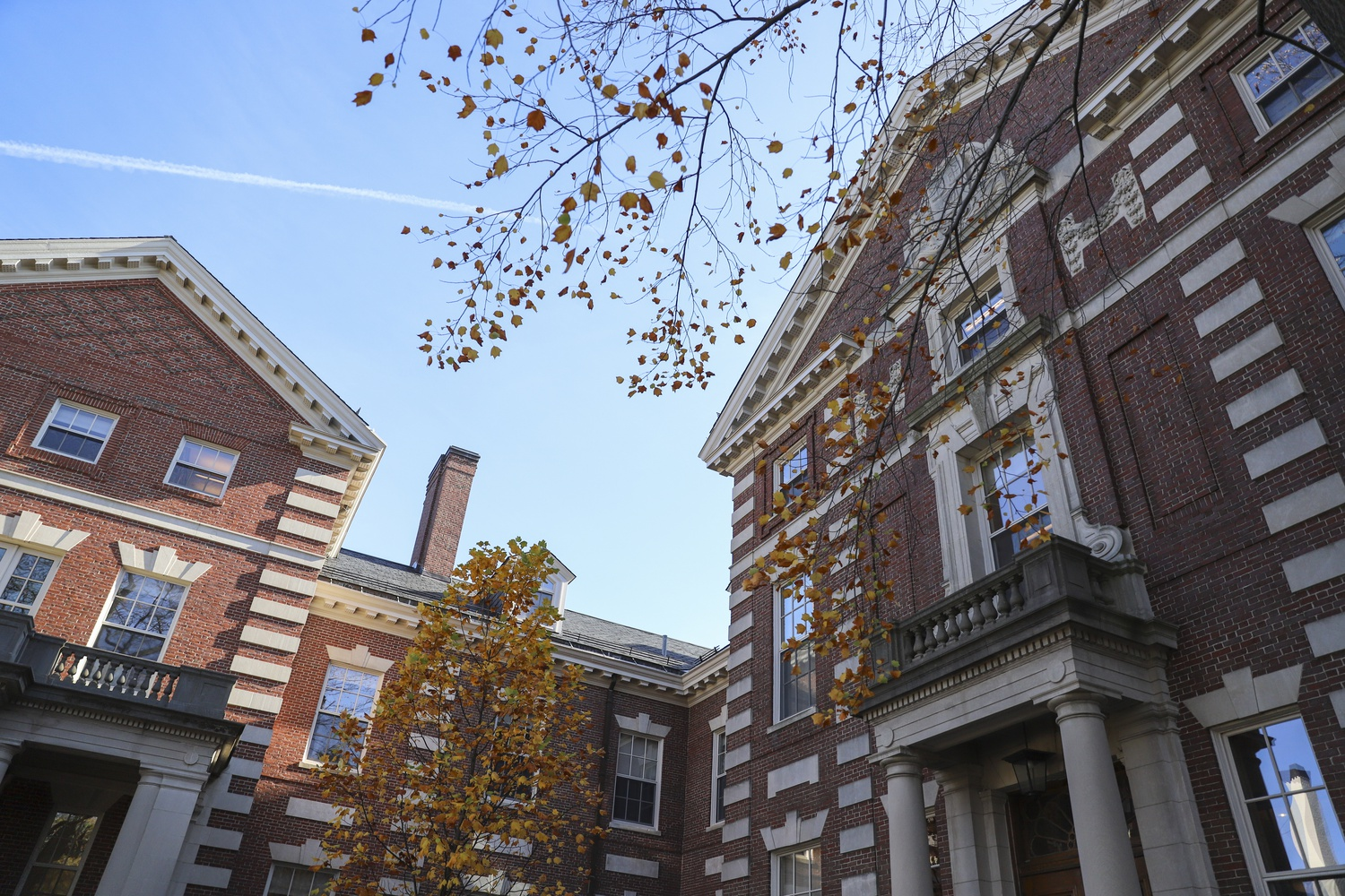 The Barker Center houses several academic departments in the Arts and Humanities.