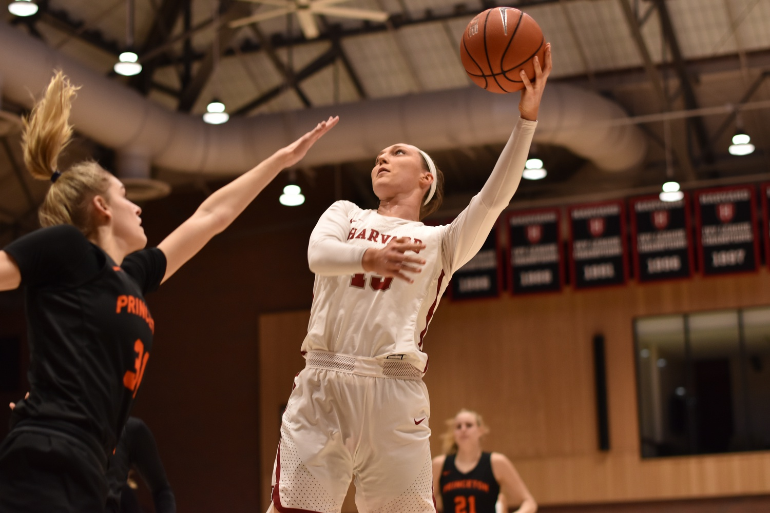 Senior forward Jeannie Boehm will assume a leadership position this year with the team,