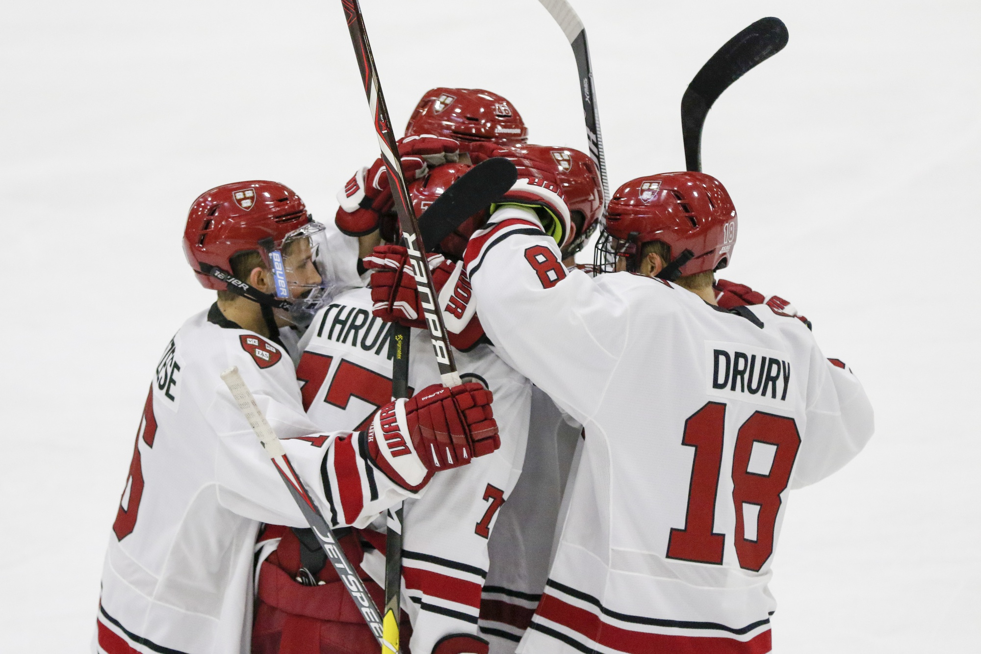 After putting up seven goals in its opening game against Dartmouth, the Crimson will look to bring a balanced, defensive outlook to its next weekend of play.