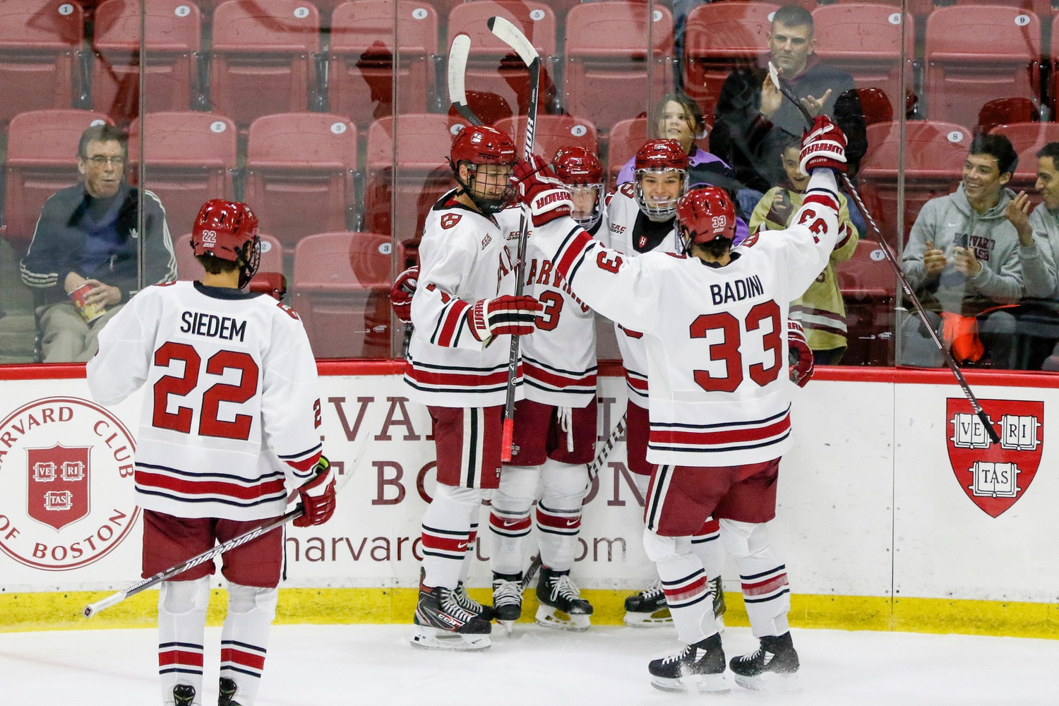 The Crimson picked up its first four-point weekend of the season and should expect a bump in its national ranking come next week.